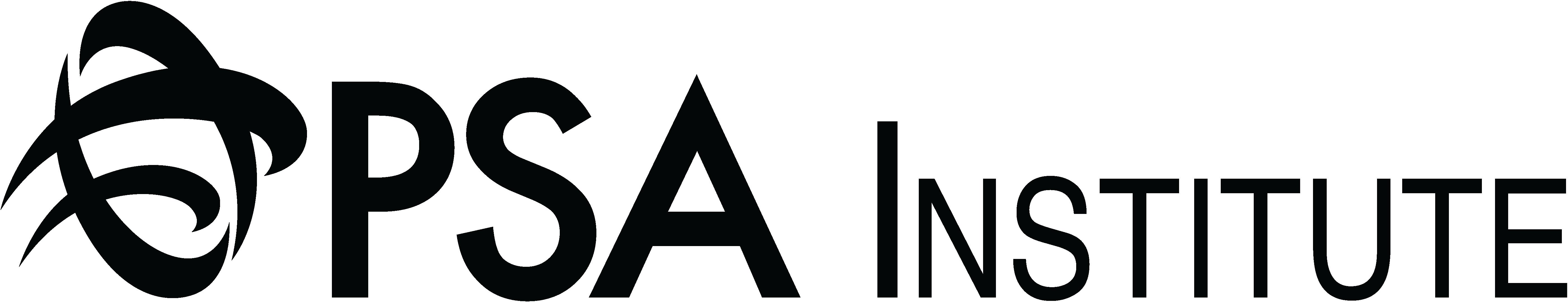 PSA INSTITUTE Logo